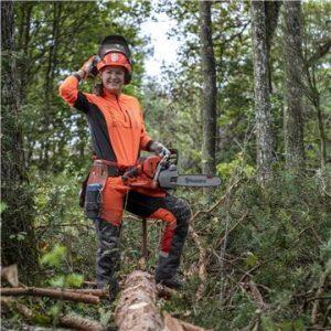 Metsurin tarvikkeet ja suojavarusteet